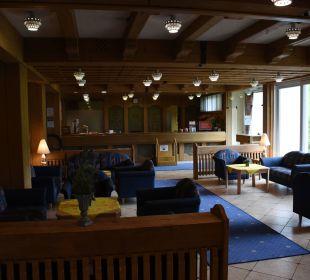 Gemütlich, einladend Die Gams Hotel - Resort