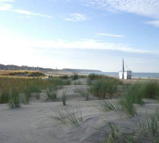 Strand direkt vor Hotel Neptun Hotel Neptun
