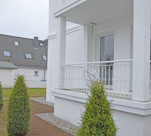 Herbstwind App.2 Balkon Villa Herbstwind - Appartementvermietung Binz