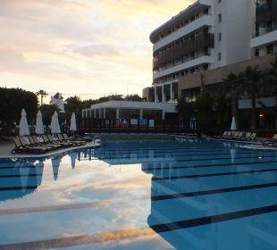 Gepflegt und aufgeräumt Hotel Alba Royal