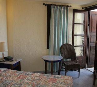 Zimmer 6 Hotel Kalidon