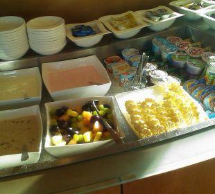 Frühstücksbuffet Hotel The Penz