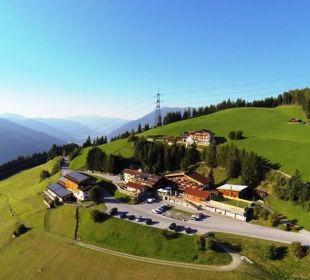 Panoramabild Alpengasthof Enzianhof