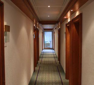 Flur Hotel Müllers Löwen