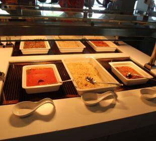 Wo ist das griechische Essen? MarBella Corfu Hotel