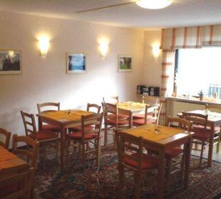Frühstücksraum Ferienpension Zum Hochscheid