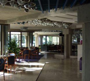 Bar innen Bluesun Hotel Soline