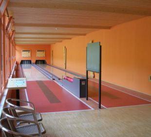 Kegelbahn JUFA Hotel Waldviertel