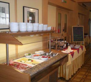 Frühstücksbüffet - sauber und gut Hotel Ottenstein