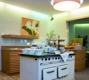 Restaurant Comfort Garni Hotel