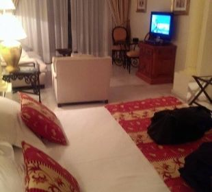 A junior suite Hotel Puente Romano