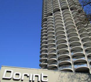 Außenansicht Dorint Hotel An der Kongresshalle Augsburg