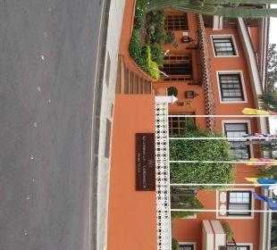Aussenansicht von Hotel Apartments Ambassador