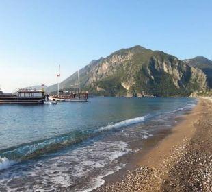 Strand vom Hotel Hotel Anatolia Resort