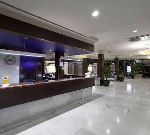 Reception Hotel Anabel