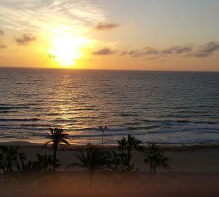 Sonnenaufgang  SENTIDO Playa del Moro