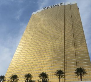 Der Hoteltower Hotel Trump International