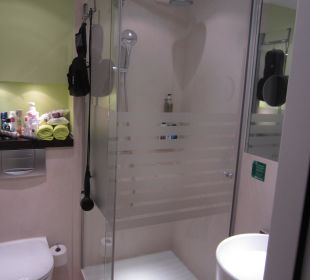 Badezimmer Hotel Uhu Köln