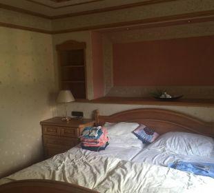 Elternschlafzimmer Der Kleinwalsertaler Rosenhof