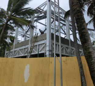 Baustelle IBEROSTAR Hotel Punta Cana