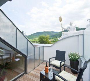 Dachterrasse Gasthaus Prankl