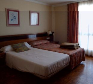 Zimmer 601 Hotel San Cristobal