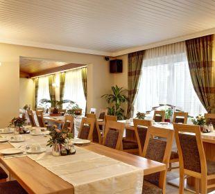 Esszimmer Hotel Alex
