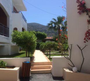 Gartenanlage Eurohotel Katrin Hotel & Bungalows