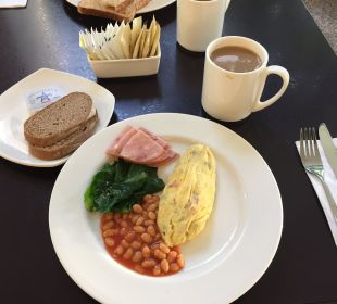 Frühstück Park Hotel Clarke Quay