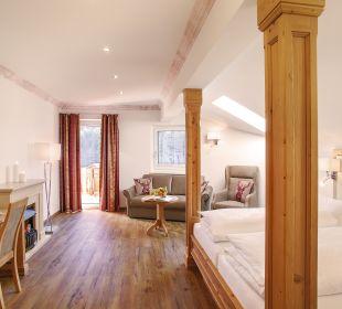Zimmer Alpenhotel Karwendel