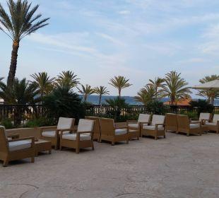 Außenanlage Hotel Mövenpick Resort & Marine Spa Sousse