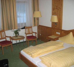 Zimmer 111 Hotel Stacklerhof