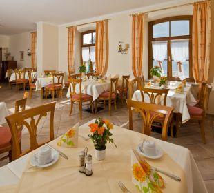 Frühstücksraum Hotel Angerbräu