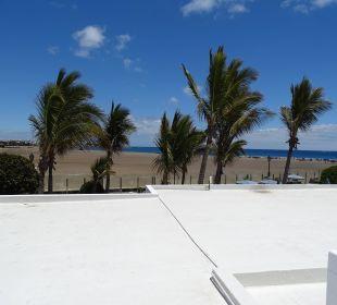 Aussicht vom Balkon Hotel Las Costas