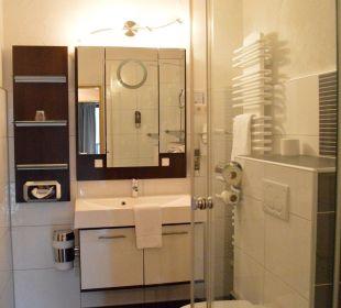 Badezimmer Seehotel Gut Dürnhof