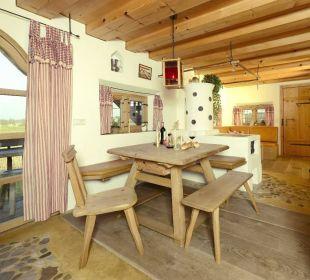 Ferienwohnung Brennerei Bauernstube mit Kachelofen Hotel Hagerhof