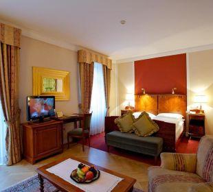 Unsere Suite Hotel Europa Splendid