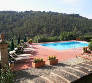 Untere Poolanlage Hotel & Wine Resort Villa Dievole