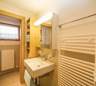 Badezimmer Appartement für 4 Personen Appartement Panorama