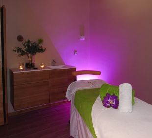 Cabina de masaje SPA Hotel Cordial Mogán Playa