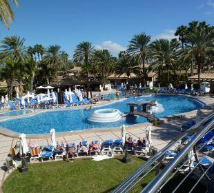 Großer Hauptpool Dunas Suites&Villas Resort