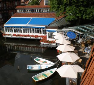 """""""Marina Caf"""" / Frühstücksraum Romantik Hotel Bergström"""