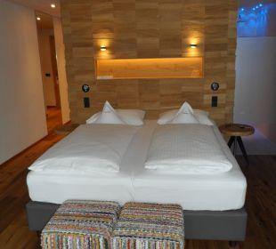 Superior Zimmer Hotel Schwarzenstein