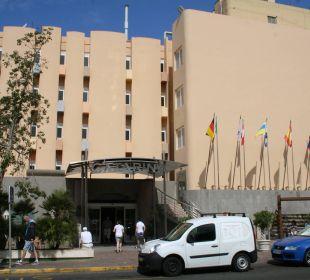 Der Eingang IFA Catarina Hotel
