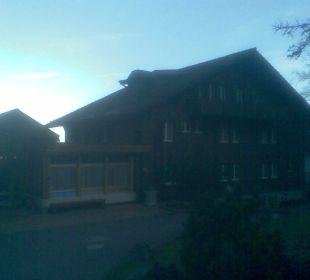 Haupthaus Hotel Meielisalp