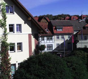 Haus mit Rezeption und Apartments Apart Hotel Wernigerode