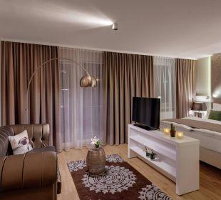Luxury Suite mit Küche Amedia Luxury Suites Graz