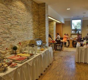 Frühstücksbuffet Hotel Gasthof Fenzl