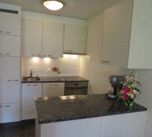 Neue Küche 2 Zimmerwohnung Ferienwohnungen Azur