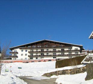 Hotel im Winter Sporthotel Walliser